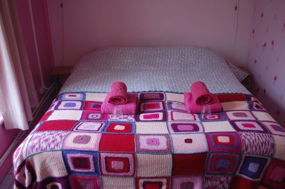 slaapkamer gite 2