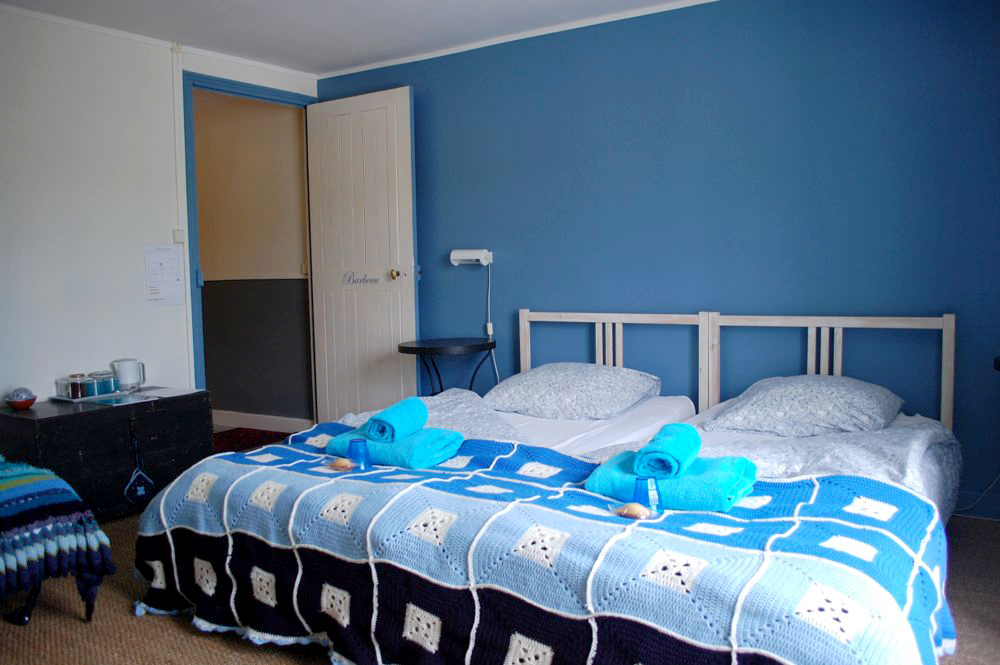 2-persoonsbed in Barbeau