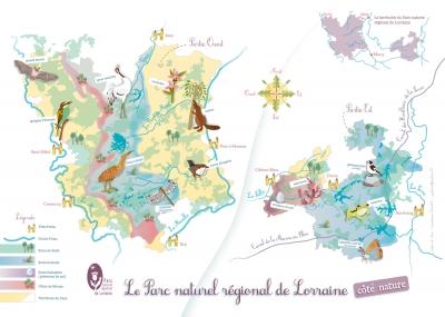 Parc Naturel de Lorrainne