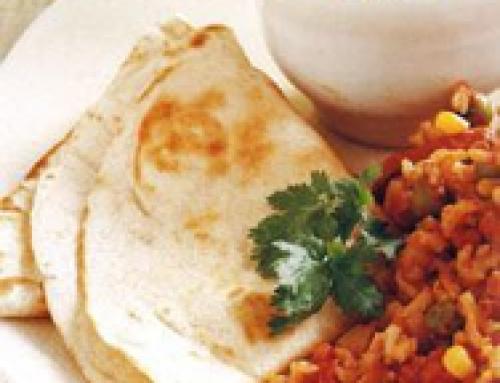 Mexicaanse arroz rojo