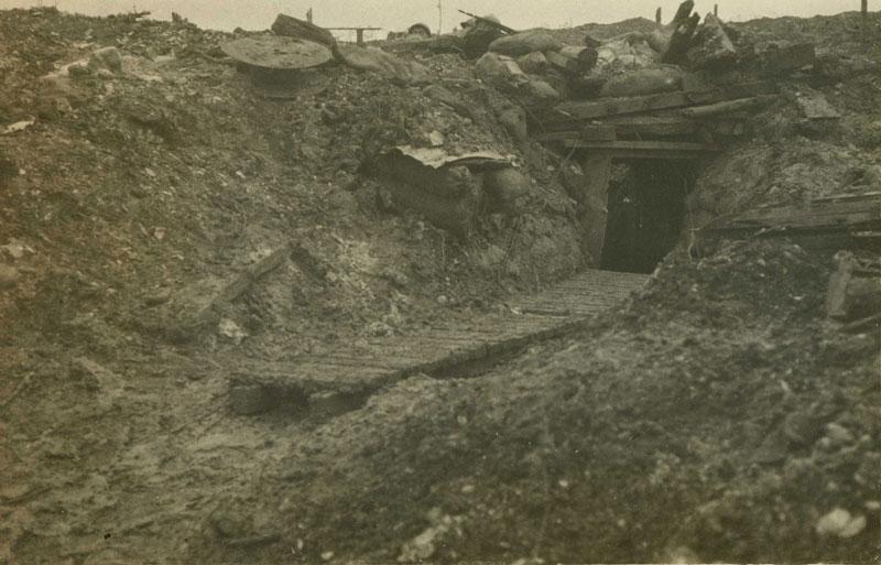 januari 1916 WO1