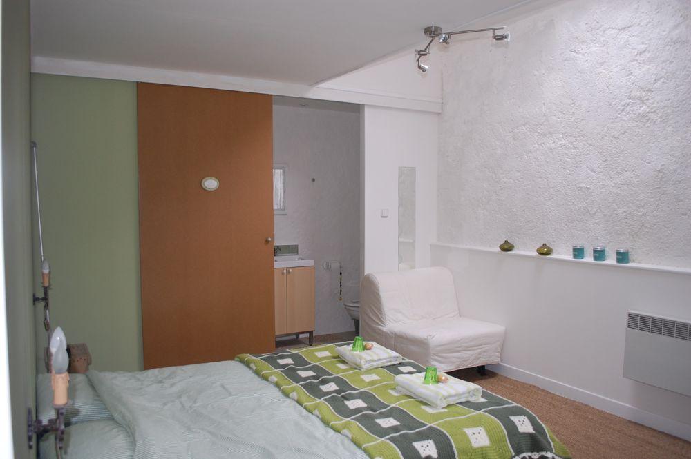 Groene kamer Tilleul