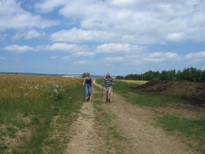 wandel en vogelweekend 2