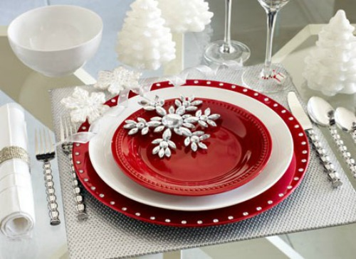 kersttafel-rood